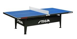 Beton-Tischtennisplatten