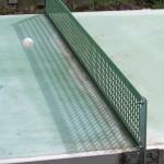 Tischtennisplatten richtig pflegen