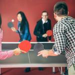 Tischtennis Ausstattung