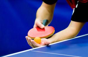 Die verschiedenen Tischtennis-Aufschläge
